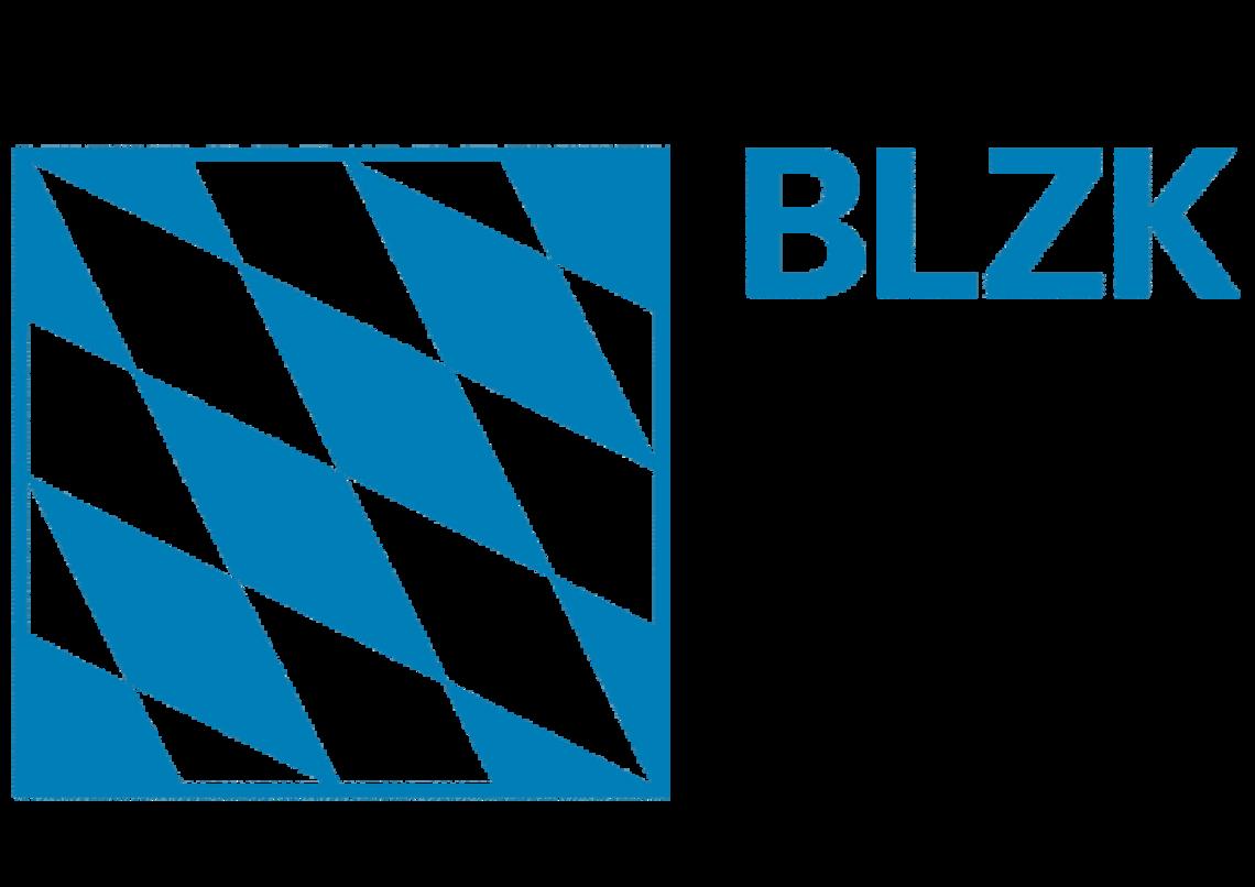 Das Bild zeigt das Logo des BLZK