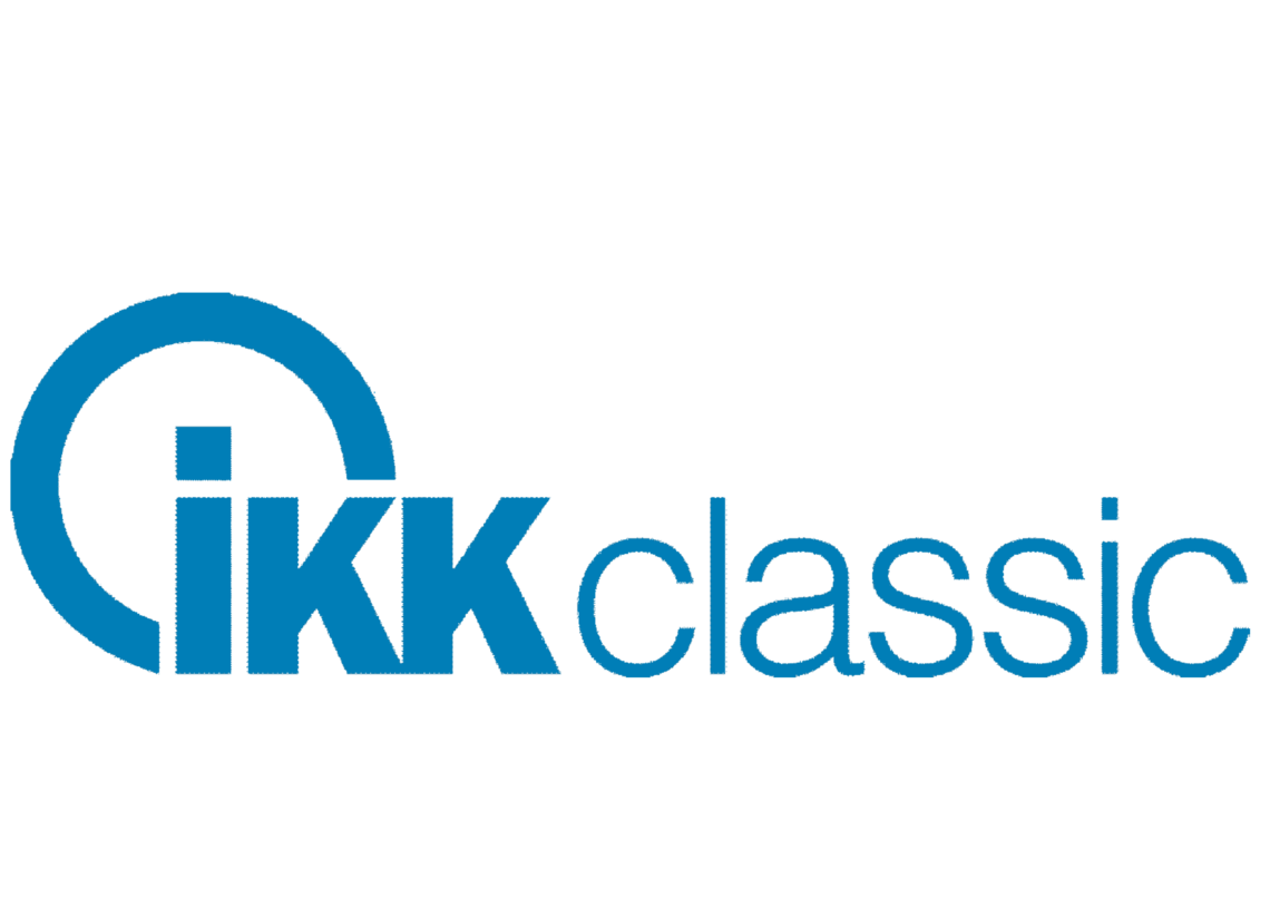 Das Bild zeigt das Logo der ikk classic