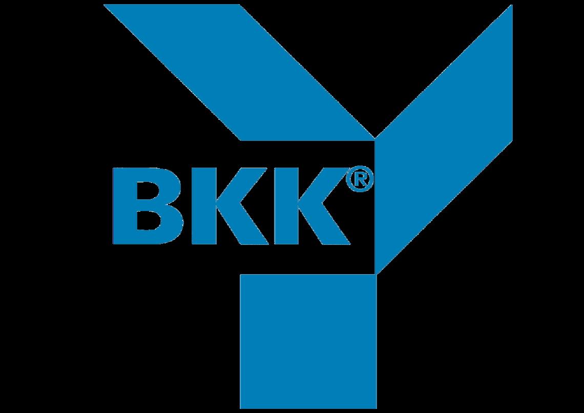 Das Bild zeigt das Logo des BKK